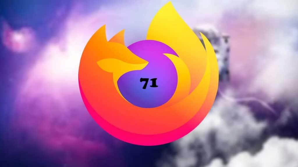 MOZILLA LANZA FIREFOX 71 CON VARIAS MEJORAS