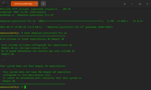 Captura de pantalla deepin terminal 20210617190712