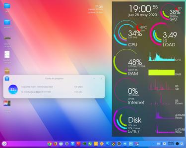 Screen Capture dde desktop 20200528190102